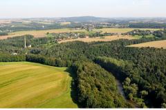 Mulde bei Lunzenau