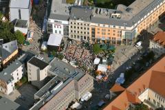 Zwickau Stadtfest Kornmarkt